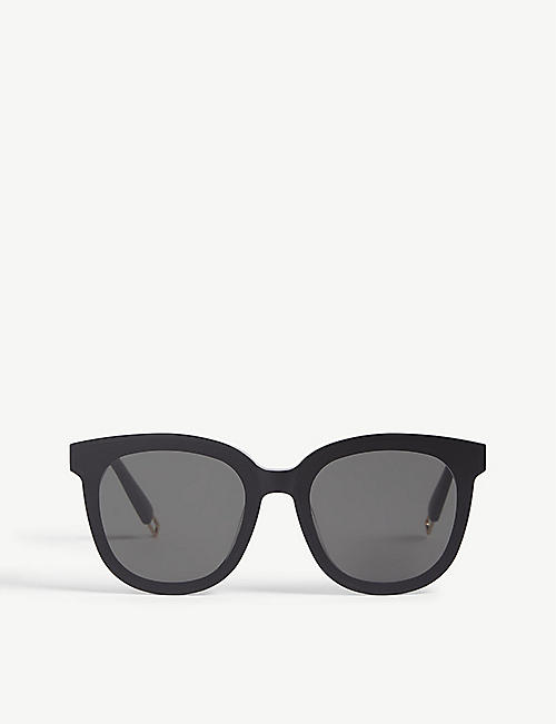 GENTLE MONSTER: INSCARLET-01 square-frame sunglasses