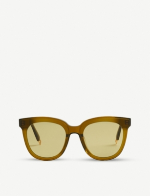 GENTLE MONSTER Inscarlet acetate sunglasses
