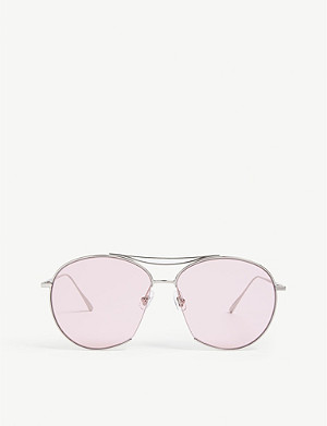 a521502f3c87 GENTLE MONSTER - Mad Crush square-frame sunglasses