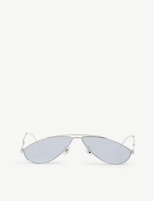1a4246a487fc GENTLE MONSTER Kujo 02 oval-frame sunglasses
