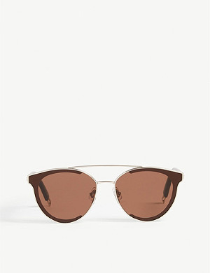 GENTLE MONSTER Last Bow phantos-frame sunglasses