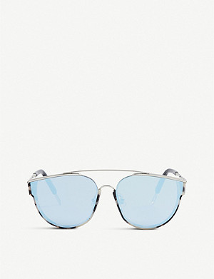 GENTLE MONSTER Loe tinted D-frame sunglasses