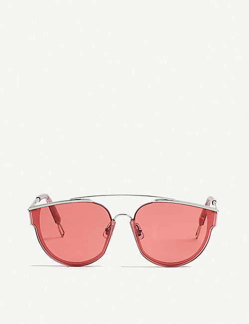 GENTLE MONSTER: Loe tinted D-frame sunglasses
