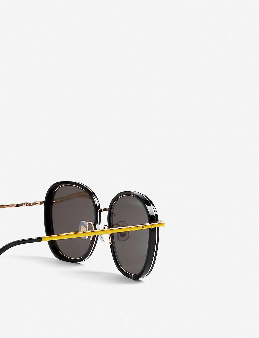 2090b076105c GENTLE MONSTER - Mad Crush square-frame sunglasses