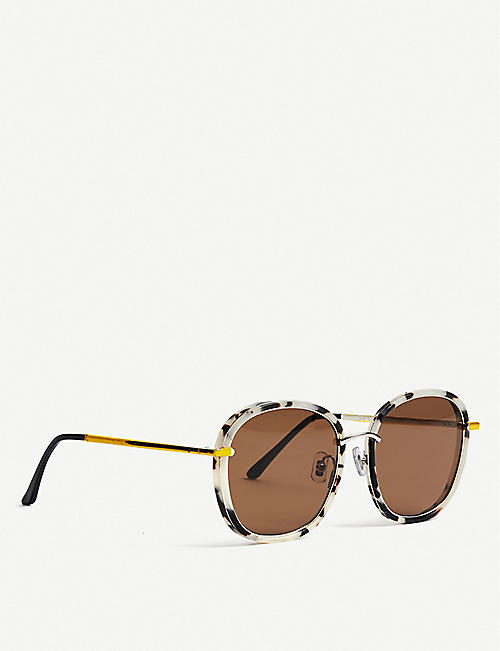 GENTLE MONSTER Mad Crush square-frame sunglasses