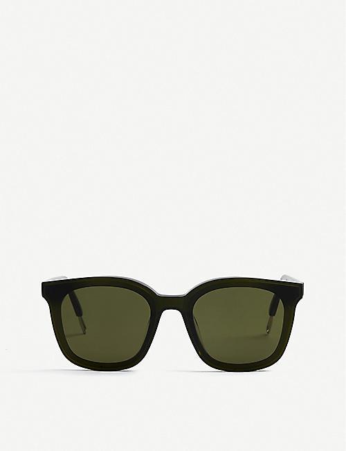 3b9da8815b8 GENTLE MONSTER - Papas acetate and metal sunglasses