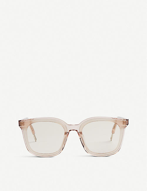 903fb58af8 GENTLE MONSTER Papas acetate and metal sunglasses