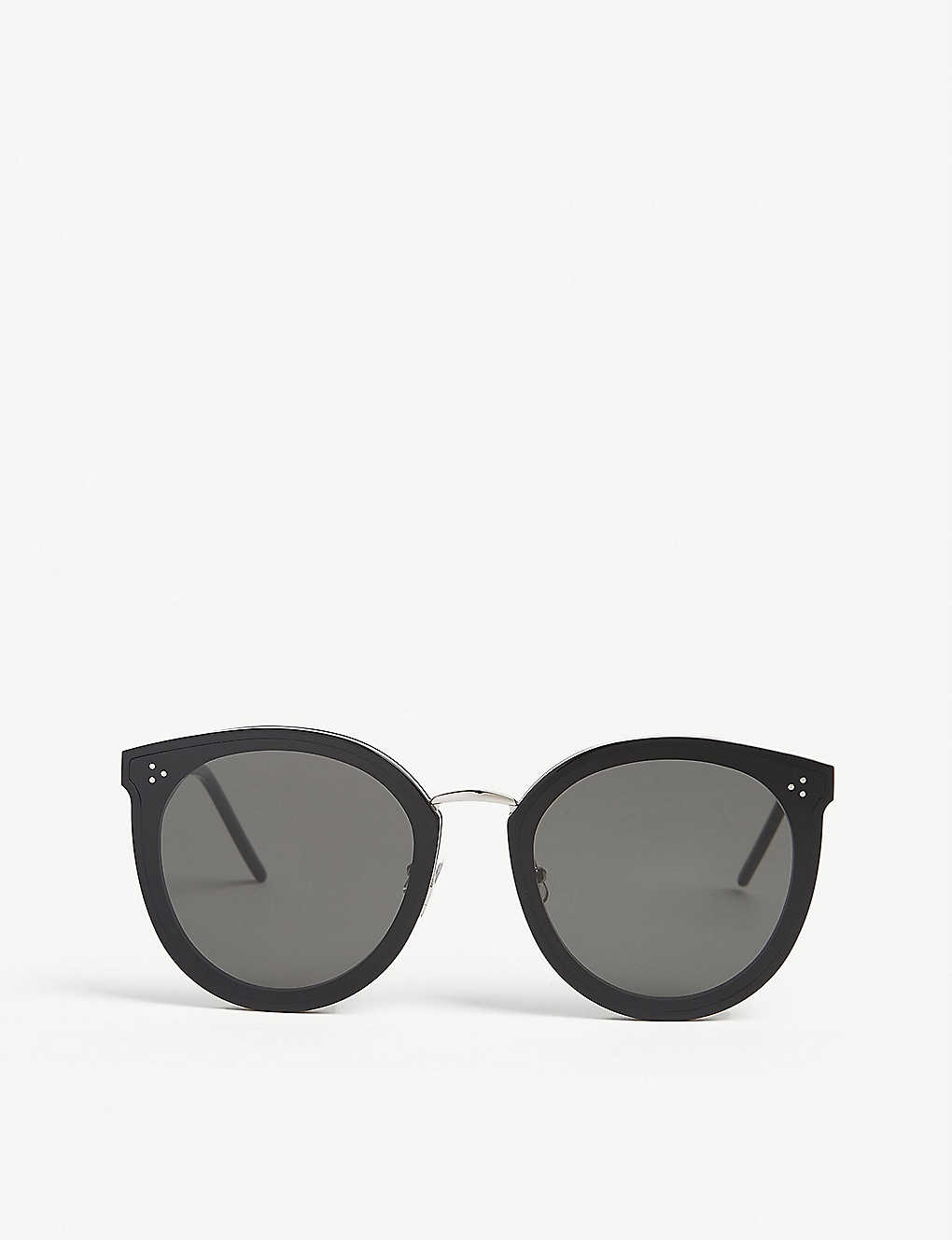GENTLE MONSTER: Paw Paws round-frame acetate sunglasses