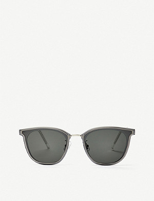 GENTLE MONSTER Pixx acetate and stainless steel sunglasses