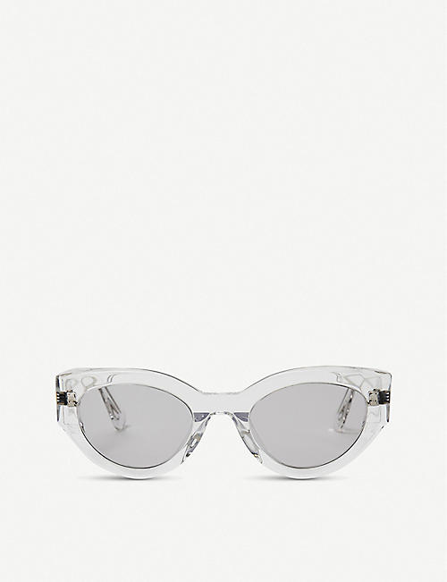 700567fa60 GENTLE MONSTER Tazi acetate sunglasses
