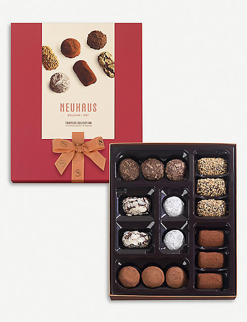 NEUHAUS Truffle Collection chocolates box of 16