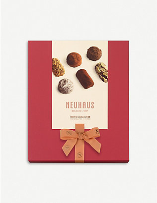 NEUHAUS: Truffle Collection chocolates box of 16