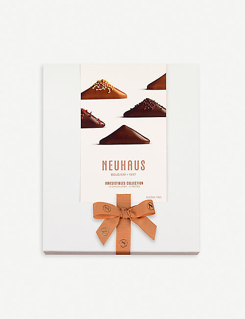 NEUHAUS Irréstistibles Collection box of 12 chocolates 250g
