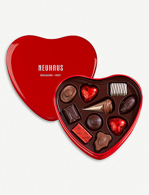 NEUHAUS Assorted chocolates box of 10