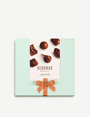 NEUHAUS: 25-piece Milk Collection chocolate box 305g