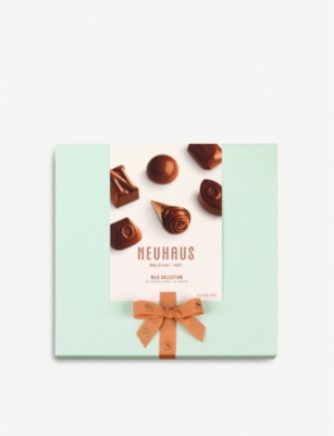 NEUHAUS 25-piece Milk Collection chocolate box 305g