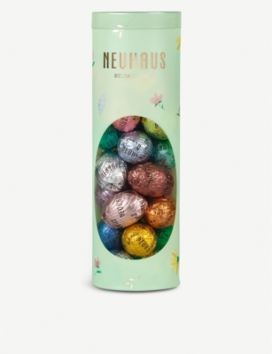 NEUHAUS Cello Tube box of 27 easter eggs