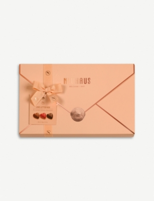 NEUHAUS Love Letter chocolates box of 15