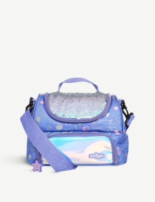 SMIGGLE Dreamy sequined lunchbox