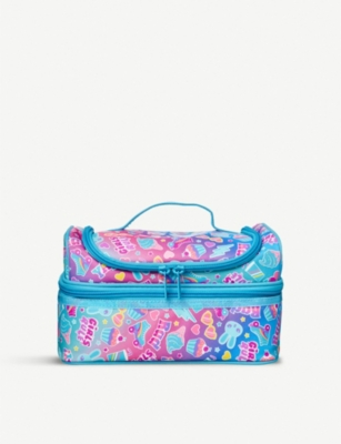 SMIGGLE Stylin' double decker lunch box