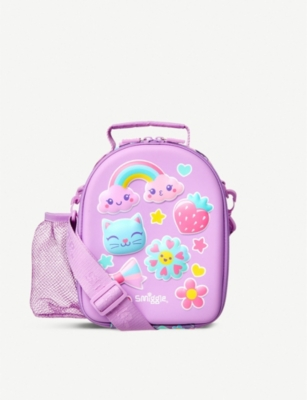 SMIGGLE Stylin Hard Top lunch box
