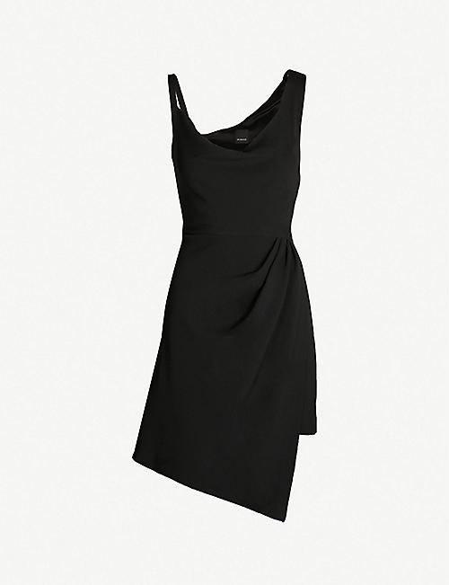 dc0343cccd PINKO Guglielmo stretch-crepe dress