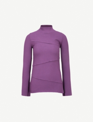 PINKO Runner wool-blend jumper