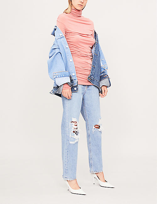 5d9ca1cb0b Turtleneck - Knitwear - Clothing - Womens - Selfridges | Shop Online