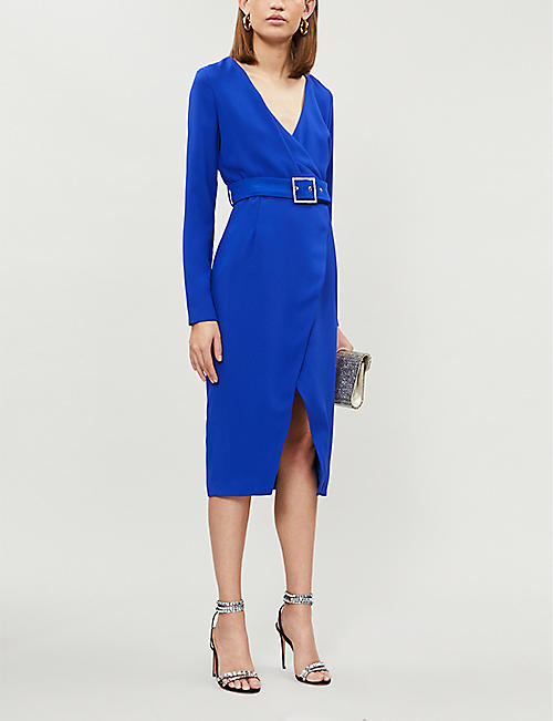 PINKO Magic crepe dress