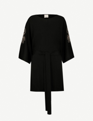 PINKO Brassavola wool dress