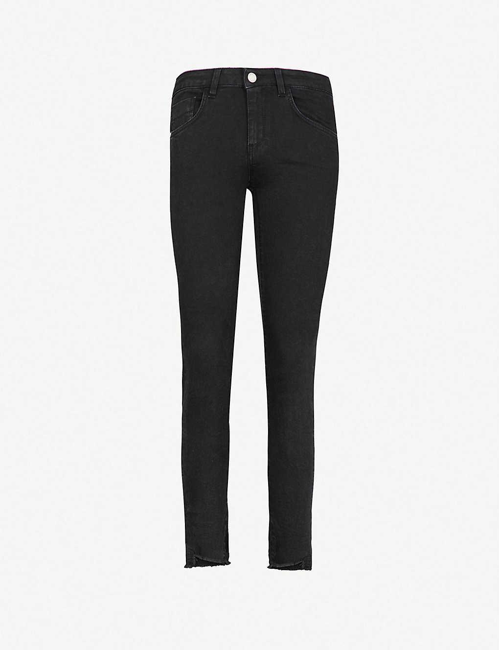 fc1b19acbad PINKO - Sheila ripped skinny mid-rise jeans | Selfridges.com