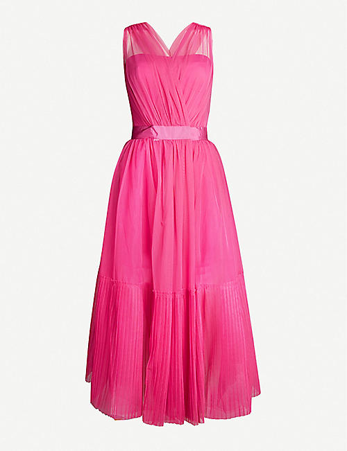 PINKO: Ottimare tulle dress