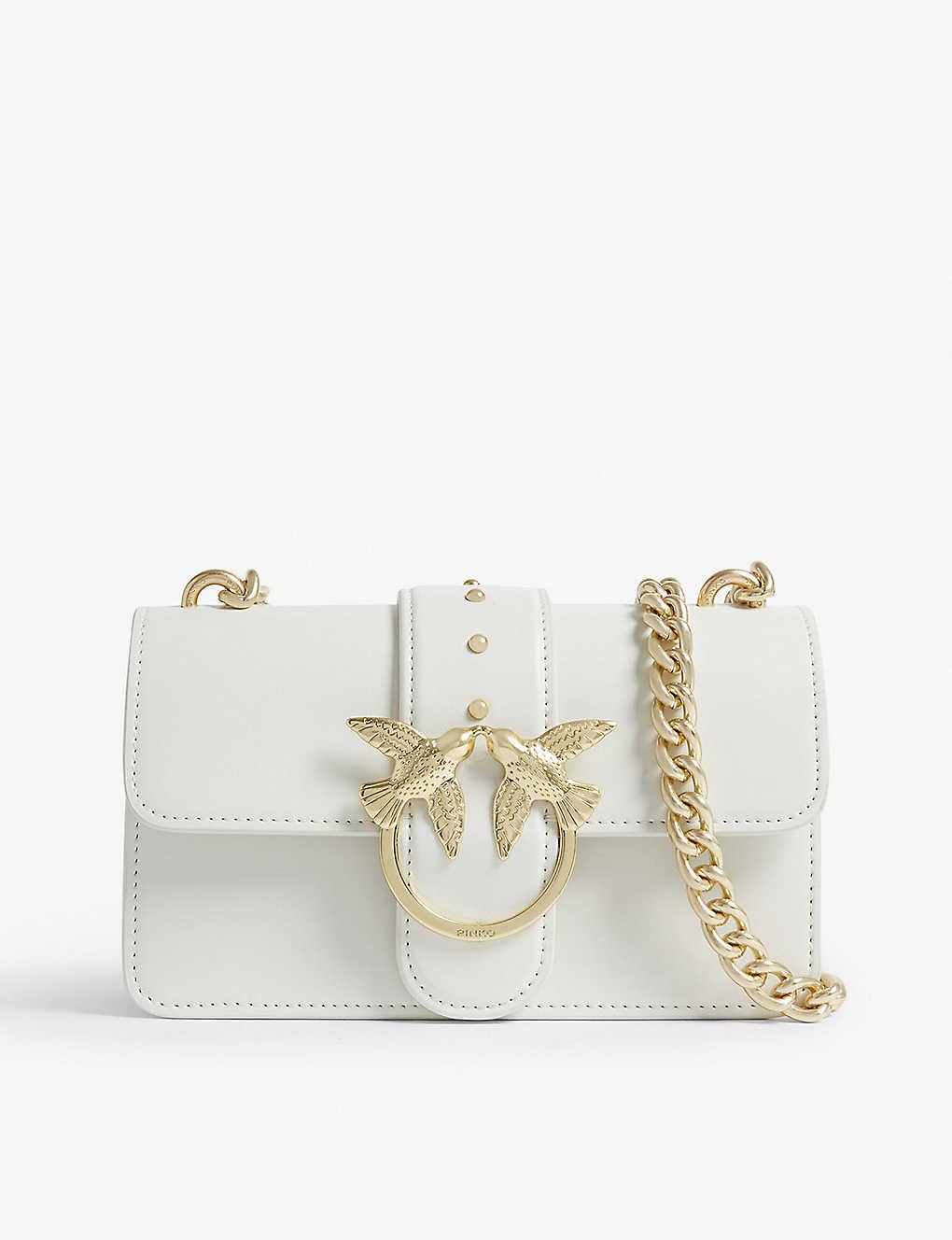0909caf7a4f PINKO - Mini Love shoulder bag   Selfridges.com