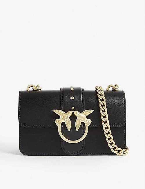 PINKO Mini Love shoulder bag 882d2371586