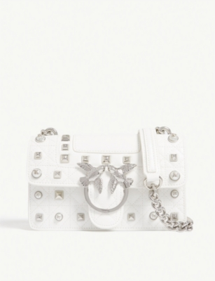 PINKO Mini Love Idillio shoulder bag