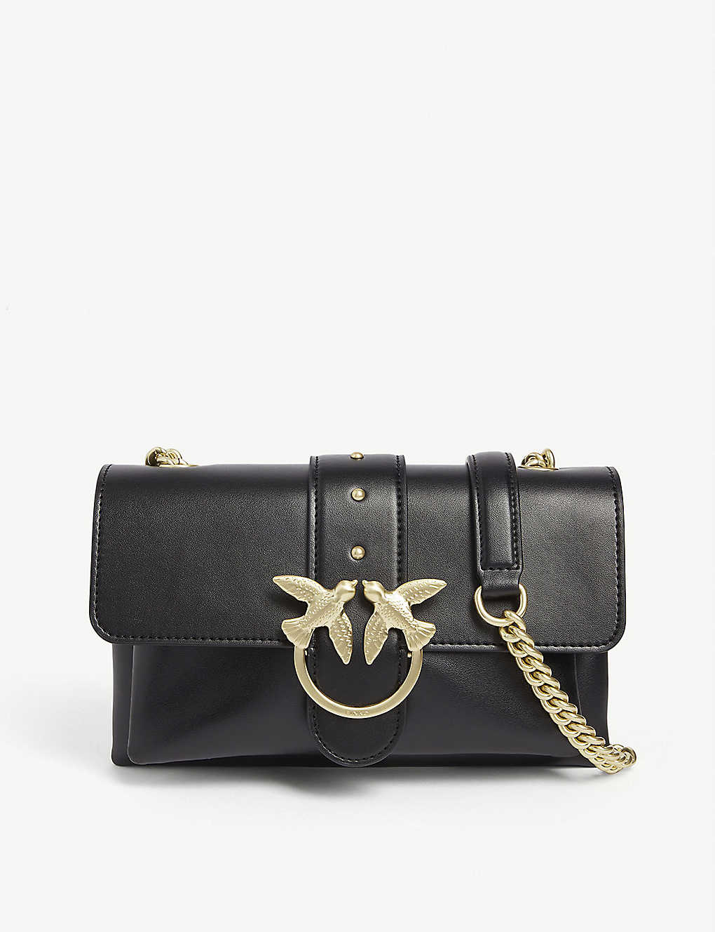 PINKO: Mini Love shoulder bag