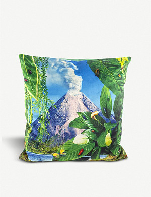 SELETTI Volcano cushion cover 50cm x 50cm
