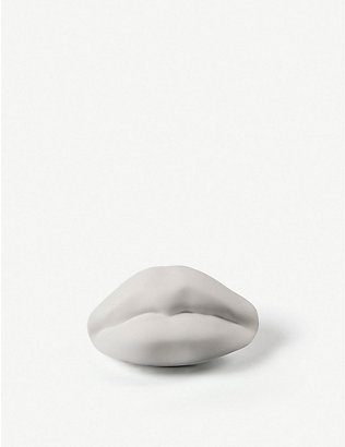 SELETTI: Memorabilia Mvsevm Mouth porcelain sculpture