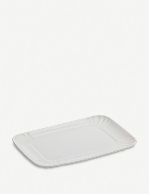 265988ea9cb1 SELETTI Estetico Quotidiano porcelain tray 18.5cm x 27cm