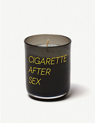 SELETTI: Memories Cigarettes After Sex scented candle 700g