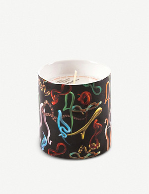 SELETTI Seletti Wears Toiletpaper Snake Tropical haze porcelain scented candle 400g