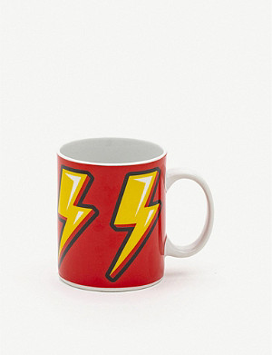 SELETTI Studio Job Flash porcelain mug