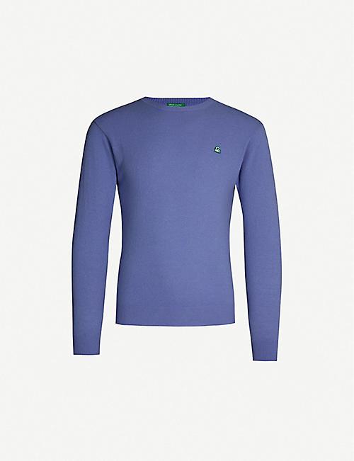 bc73bef56 BENETTON - Clothing - Mens - Selfridges | Shop Online