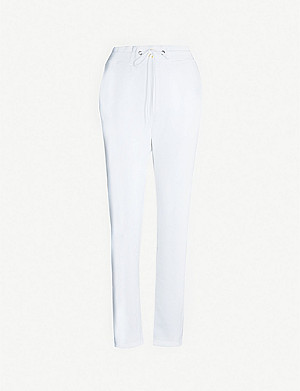 BENETTON Unisex relaxed-fit cotton jogging bottoms
