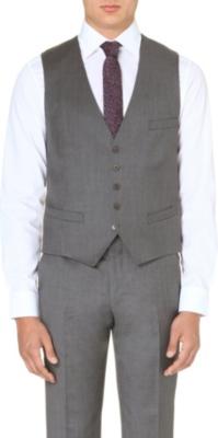3e6fb668cfc1 TED BAKER - Waydec wool waistcoat