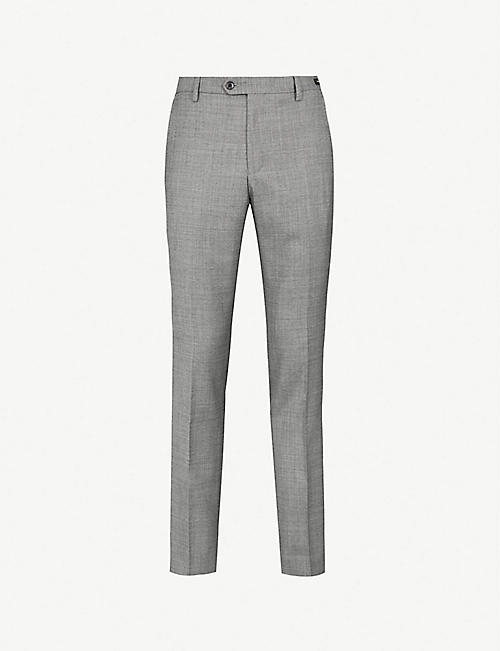 0410740a377b TED BAKER Strongt Debonair modern-fit wool trousers