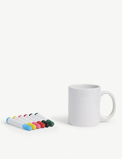 CASS ART Create your own mug set