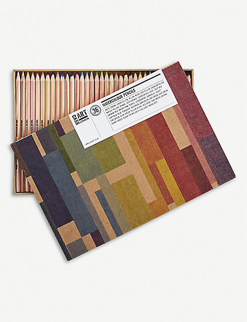 CASS ART Watercolour pencils set of 36