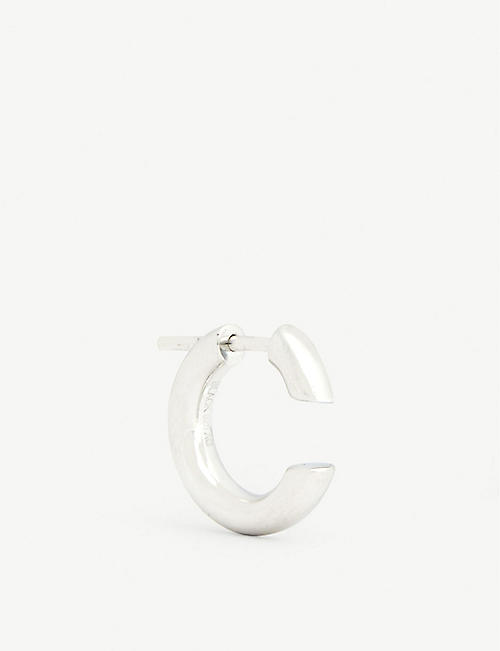 MARIA BLACK Disrupted sterling silver earring