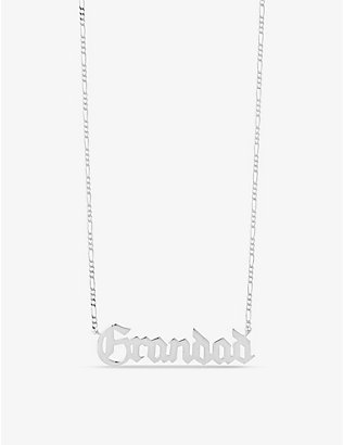 MARIA BLACK: Grandad necklace